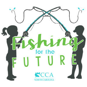 Ccanc hook and bones fishing for the future youth for Nc fishing license cost